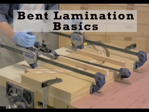 Bent Lamination Basics