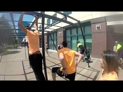 City Challenge Obstacle Course Race - Jersey City, NJ GoPro