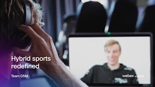 Hybrid sports redefined with Webex