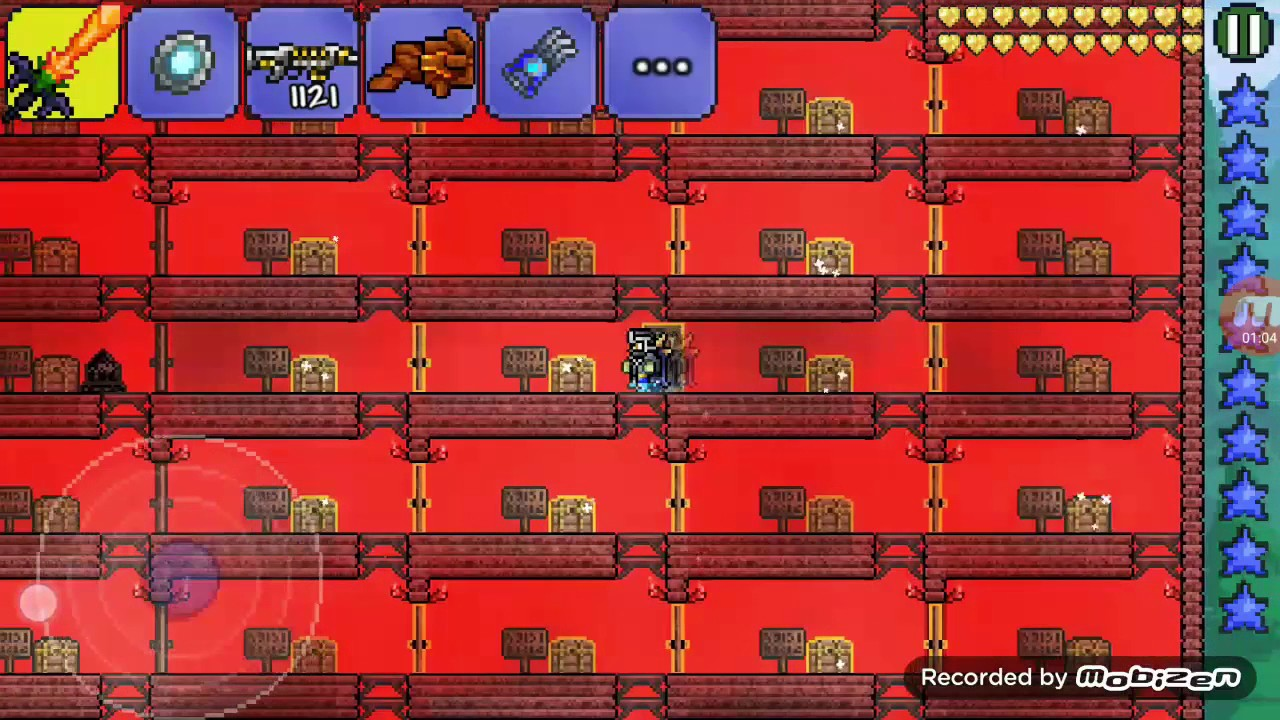 Terraria version 1 2 12875 Mod Free craft all items apk (may not work)(old)