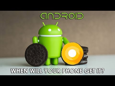 Which device will get Android Oreo 8.0 & when? Samsung | Nokia | LG | Moto | Oneplus | Huawei | Sony