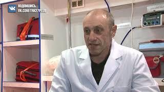 Сотрудник прокопьевской скорой помощи получил награду в Москве