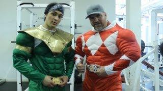 Big J + Omar Isuf: Trolling Toronto Pro Show (bodybuilding, Training, Nutrition)