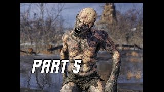 METRO EXODUS Walkthrough Gameplay Part 5 - Terminal (Let's Play Commentary)