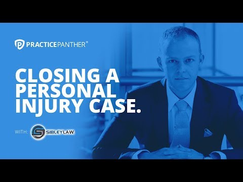 Task and Event Workflows from a Personal Injury Attorney