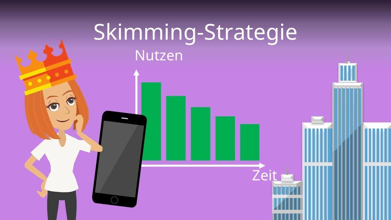 Skimming Strategie Vorteile Nachteile Mit Konkretem Beispiel Erklart Youtube