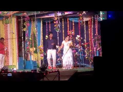 Chandamama Kannu Kotte Song  @ Rowdy Rajyam Drama @ Kothapalli