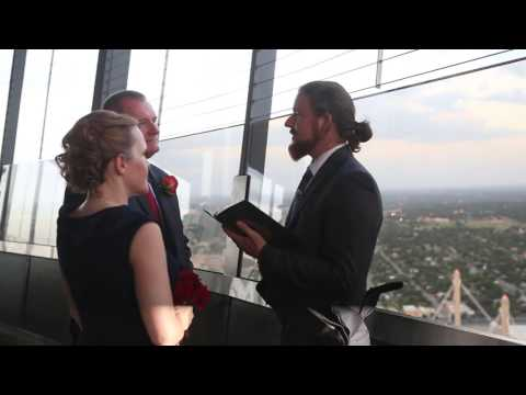 Observation Deck at the Tower of the Americas