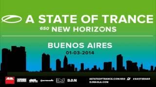 Heatbeat #ASOT650: New Horizons - Live @ Ciudad del Rock, Buenos Aires, Argentina (01.03.2014)