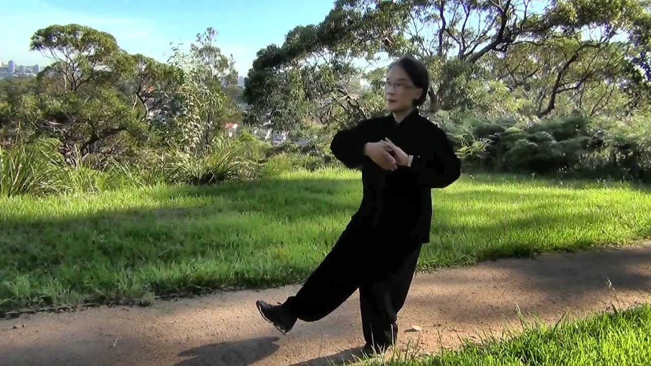 10 minutes Tai Chi for Mindfulness