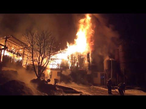 Schwerer Brand im Brigachtal | Badische Zeitung