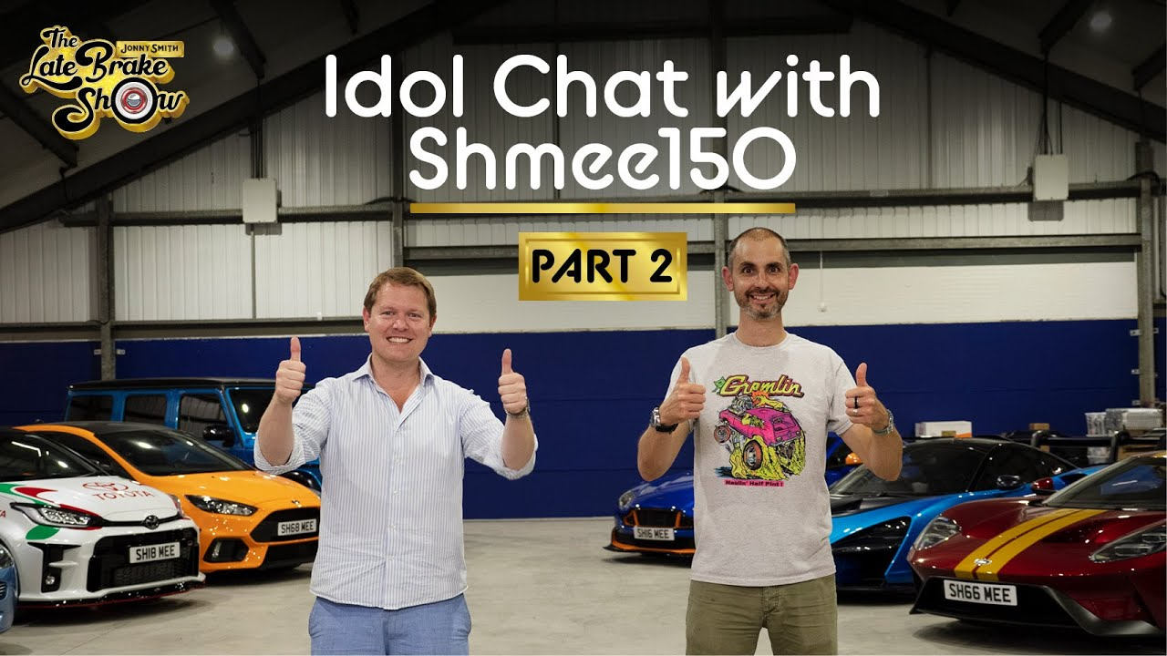 The (not so) private supercar garage tour of Shmee150