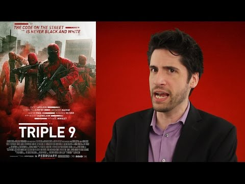 Triple 9 - movie review