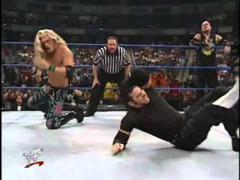 Jeff Hardy and Matt Hardy and Lita vs Edge and Christian ... Trish Stratus And Jeff Hardy 03.24.2003