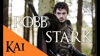 La historia de Robb Stark, el Joven Lobo