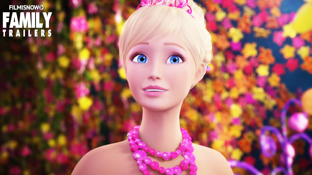 Barbie and the secret door trailer for the animated family movie barbie and the secret door trailer for the animated family movie hd youtube voltagebd Image collections