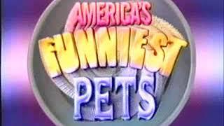 specjalny początek kasety vhs z fox video amerykańskie śmiechu warte śmieszne zwierzęta usa z 1992 r