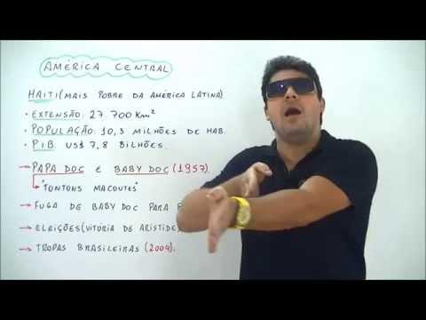 ProjetoX pelo Mundo AMÉRICA CENTRAL
