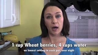 Eat Happy - Wheat Berry Salad - Ep 8