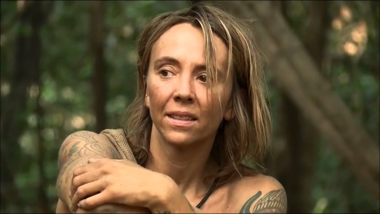 Naked & Afraid XL South Africa - photo diary - Melissa Miller