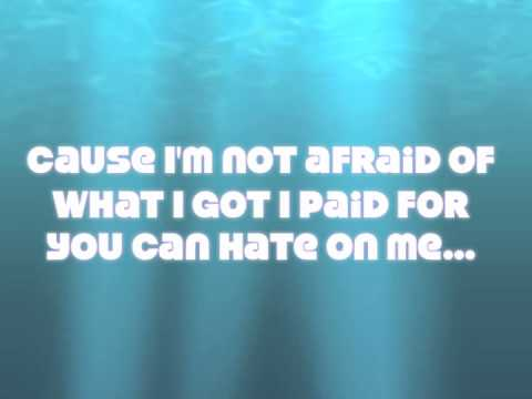 Hate On Me-Glee Version Lyrics