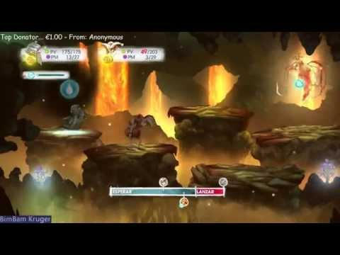 Playing Child of Light ( Hard ) - Part 6 -- Xbox One