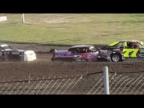Hobby stock heat #2 RPM Speedway 5.11