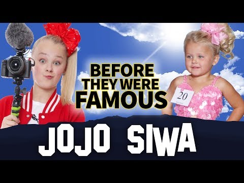 JOJO SIWA | Before They Were Famous | BOOMERANG, DANCE MOMS