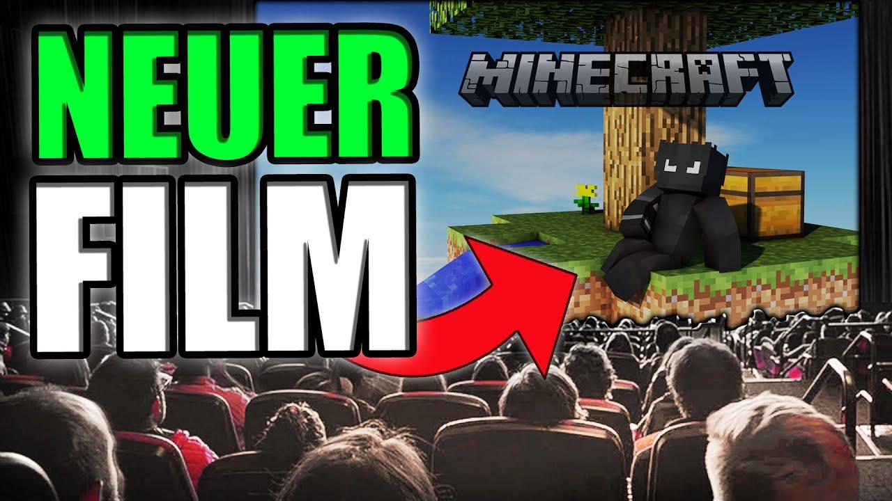 MINECRAFT im KINO !? | AdminEvil | Kurzfilm Minecraft