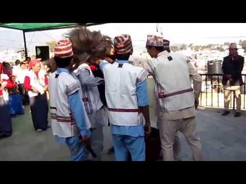 Ancient language of Nepal [Kirat Khaling Rai Language]