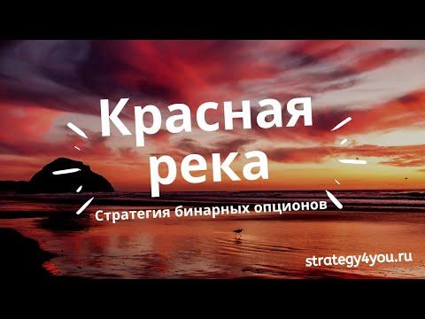 Стратегия для бинарных опционов «Красная река»