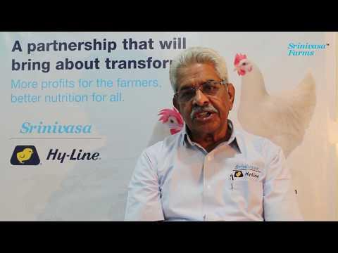 Exclusive Interview By Dr. T Krishna Reddy, Director - Srinivasa Farms
