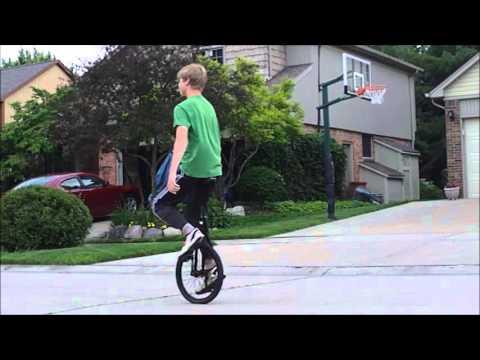 Unicycle mounts