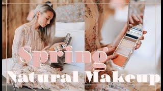 NATURAL SPRING MAKEUP + ZARA & ASOS HAUL // Weekly Vlog