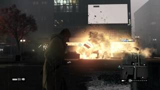 Watch Dogs - explosion thumbnail
