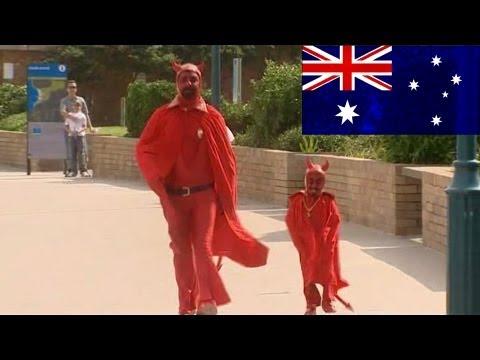 The Annoying Devil And Mini Devil - Balls Of Steel Australia
