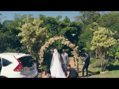 Filmagem de Casamento com Drones Zenit Aerospace