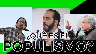 ¿Es Nayib Bukele un populista? - SOY JOSE YOUTUBER