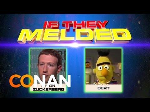 If They Melded: Mark Zuckerberg  Bert Edition