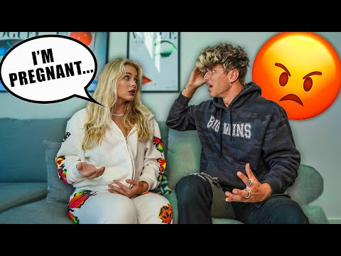 telling my ex fiance i might be pregnant...