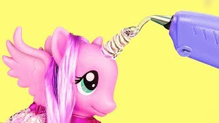 16 TRUCOS Y MANUALIDADES PARA MY LITTLE PONY