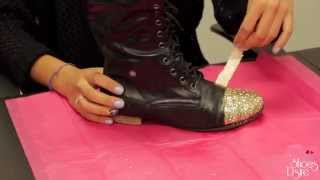 D.I.Y: Revamp your Old Boots