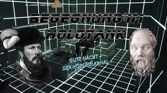 Begegnung im Holotank - Science Fiction Hörspiel von Robert Silverberg