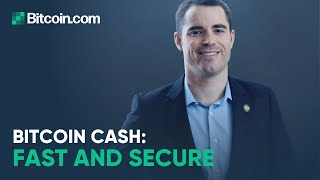 Roger Ver demonstrates Bitcoin Cash Speed on the BCH Fundraiser