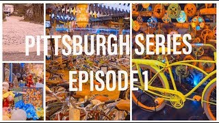 THINGS TO DO IN PITTSBURGH | RANDYLAND, BICYCLE HEAVEN, CANTON AVENUE, TRUNDLE MANOR