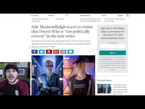 The Problem With Doctor Who, Fake and FORCED Diversity