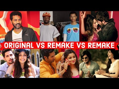 Original Vs Remake Vs Remake- Which Song Do You Like the Most? - Bollywood Remake Songs 2018