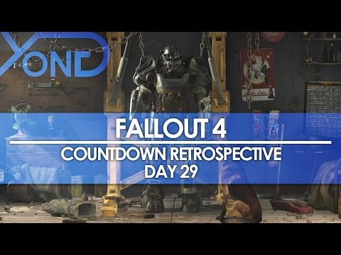 Fallout 4 - DAY 29 COUNTDOWN RETROSPECTIVE: No Level Cap, No End Game