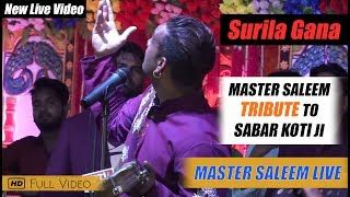 Master Saleem Live   Gangland Mankirat Aulakh   Laaye Jabardast Surr   Must Watch And Listen