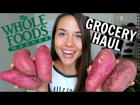$30 WHOLE FOODS GROCERY HAUL + My Money-Saving Tips!